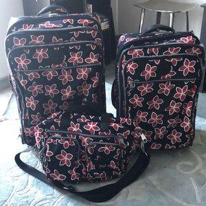 Kipling 3 piece luggage set
